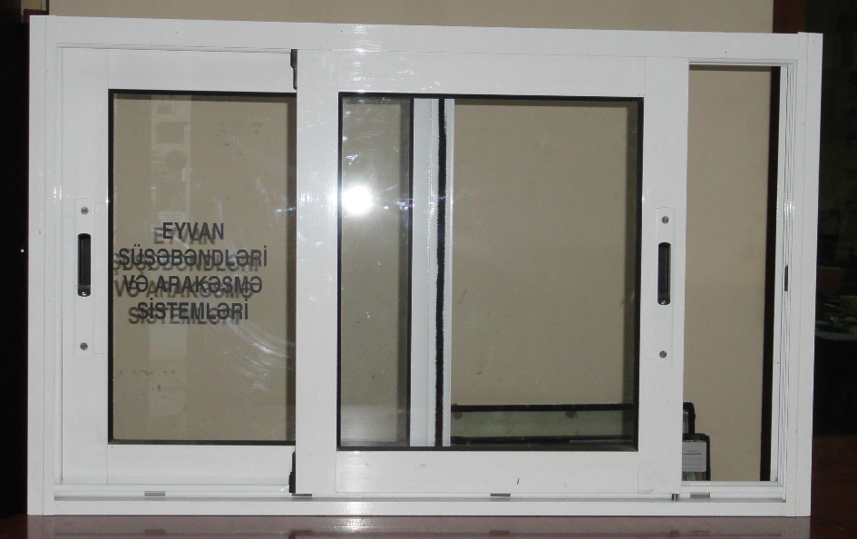 раздвижные окна алюминиевые